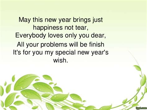 happy new year may this year bring happy new year messages