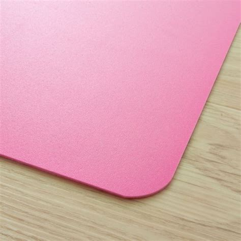 pink chair mat office marshal 174 office chair mat pink floor
