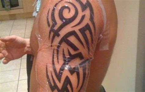 upper body tribal tattoos tribal tattoos arm stuff to buy