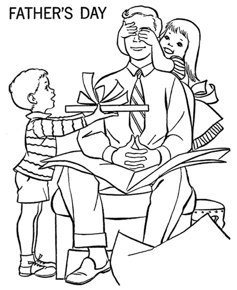 father daughter coloring pages