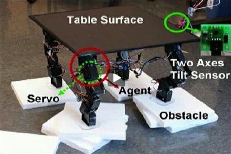 self balancing and sectional balancing self balancing modular table