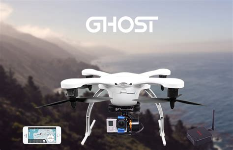 Drone Ghost ghost drone let s you pilot a phantom sized drone with a smartphone