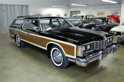 Country Ford by 1973 Ford Country Squire