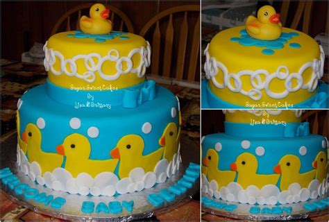 Duck Rubber Ducky Baby Shower Cakes by Rubber Ducky Baby Shower Cakecentral