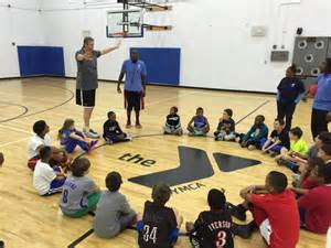 Ymca Dodge Where To Play Basketball In