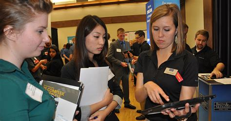 Of Nebraska Mba Career Fair by Career Services Lincoln College Of Engineering