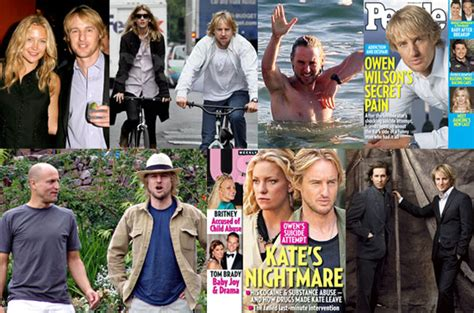 Are These The Pictures That Drove Owen Wilson To Attempt by Image Gallery Owen Wilson Attempt