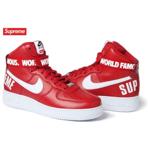 supreme nike air 1 nike air 1 high supreme sp