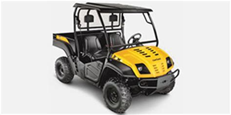 2013 cub cadet volunteer 4x4 atv specs, reviews, prices