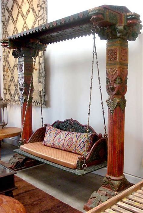 indoor indian swing 46 best images about ethnic indian swings on pinterest