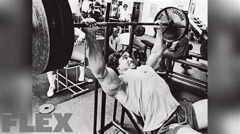 arnold schwarzenegger bench press max arnold schwarzenegger pound for pound flex online