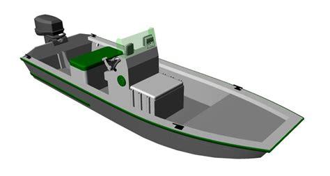 jon boat drawing 14 ft wooden jon boat plans