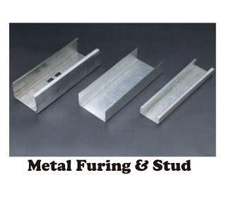Jual Sho Metal Bandung jual metal furing stud