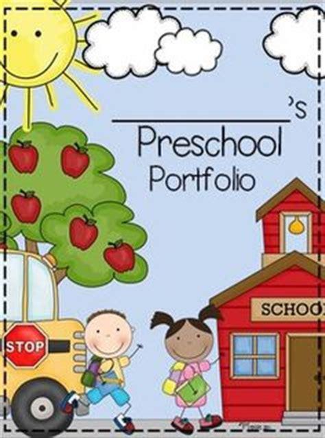 1000 Ideas About Preschool Portfolio On Pinterest Preschool Assessment Preschool And Assessment Children S Portfolio Template Free