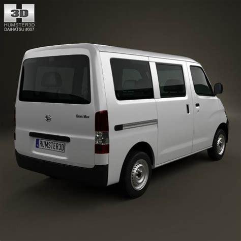 Spare Part Daihatsu Gran Max daihatsu gran max minibus 2012 3d model humster3d
