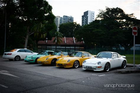 Exciting Classic Porsche And Ferrari Drive In Singapore