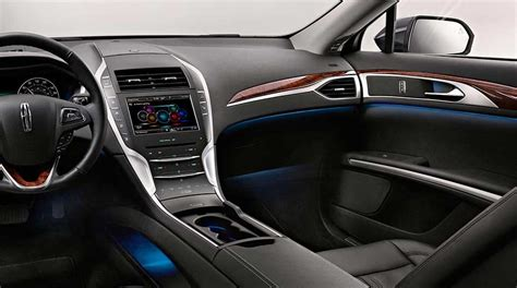 Lincoln Mkz Interior by 2016 Lincoln Mkz Review