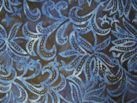 Sale Piyama Batik Mul 001 Blue benartex batiks