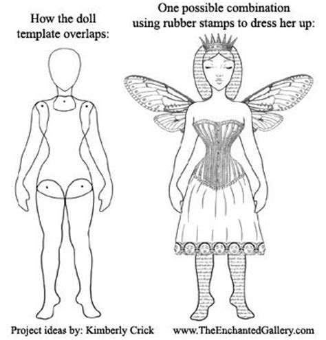How To Make A Paper Doll Step By Step - 15 best paper dolls images on paper dolls