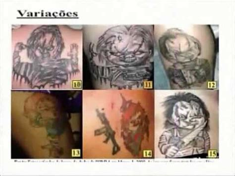tatuagem criminal desvendando segredos (1/2) youtube