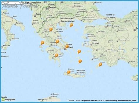 attractions in map athens map tourist attractions travelsfinders