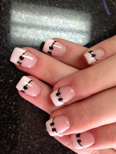 easy nail art bow 108 bow nail art designs