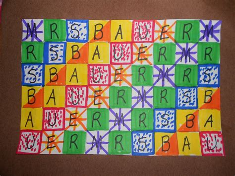 Name The Pattern Math | classroom freebies too pattern art with names