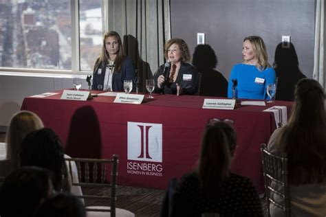 Umass Boston Mba by Panel And Networking Highlight Isenberg In Finance