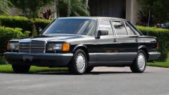 1986 Mercedes 560sel 1986 Mercedes 560sel Luxury Sedan With 48 000