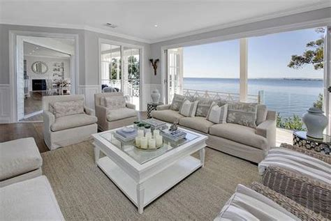 Creating The Picture Perfect Htons Look For Your Home Living Room Furniture Brisbane