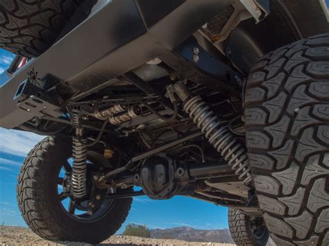 Jeep Jk Coilovers Icon 1 75 4 Quot Adjustable Stage 1 Coilover Conversion Jeep