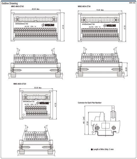 european style terminal wiring diagram wiring