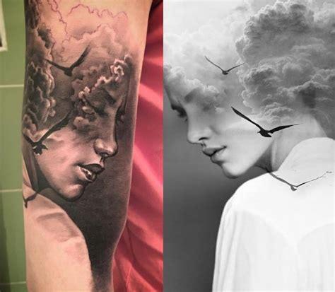bigfoot silva tattoo 18 magnificent exposure tattoos tattoodo