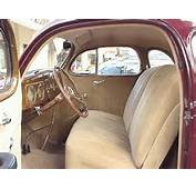 1937 Plymouth Interior My First Car  Classic Cars Pinterest