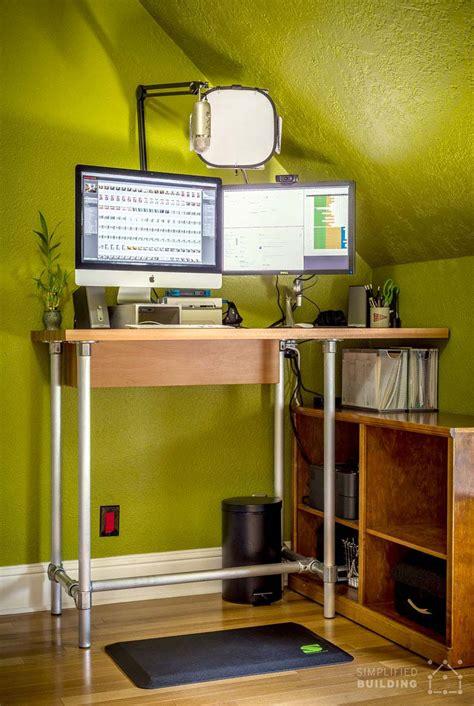Kee Kl Desk by 37 Diy Standing Desks Built Cool Stand Up Desk Ideas