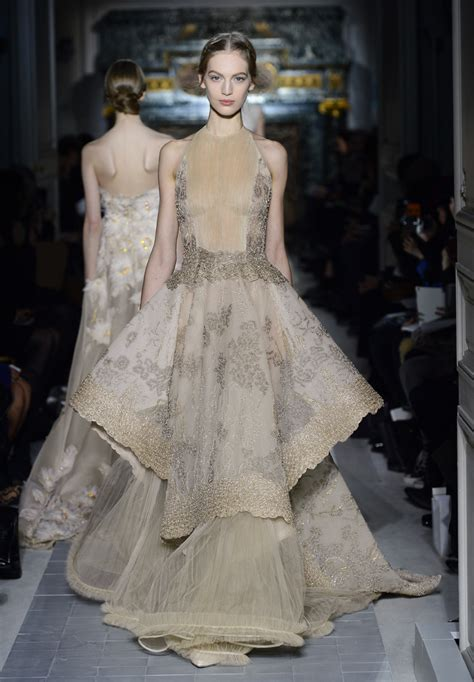 haute couteur valentino spring summer haute couture 2013 the fashion