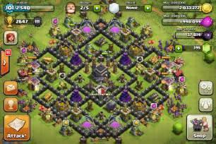 Best defense town hall 9 trophy base