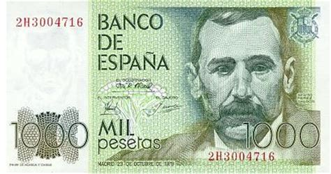 redeem your pre euro money from spain spanish peseta