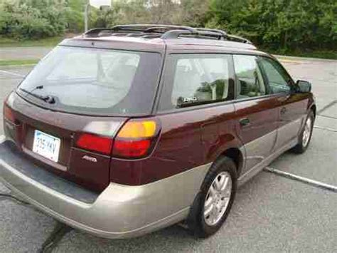 auto air conditioning service 2000 subaru outback windshield wipe control purchase used 2000 subaru outback base wagon 4 door 2 5l in shelton connecticut united states