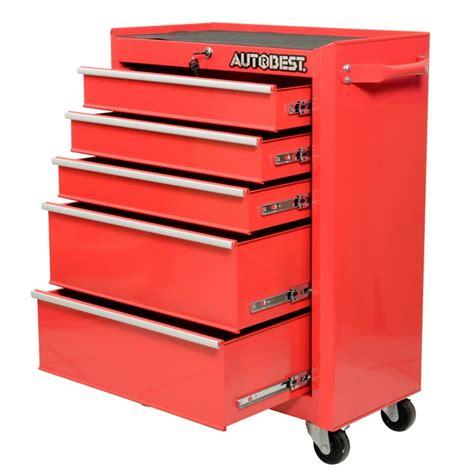 servante atelier avec 5 tiroirs en vente sur meca24