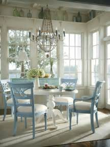 Cottage Dining Rooms by Coastal Living Cottage Dining Room Tropical Dining
