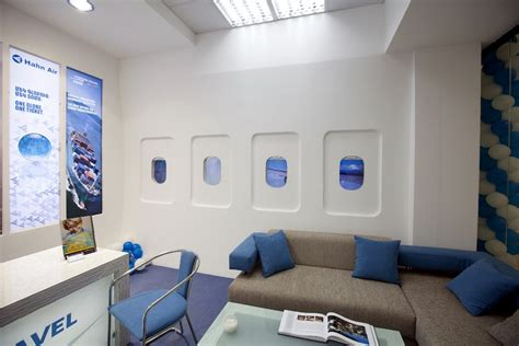 travel agency office interior design gallery information