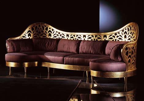 luxury living room furniture designer brands luxdeco com موديل انيق للكنب الكلاسيكي الذهبي المرسال