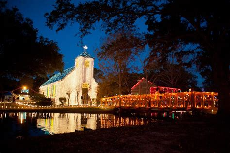 acadian village christmas lights lafayette la cajun style let s go louisiana december 2017