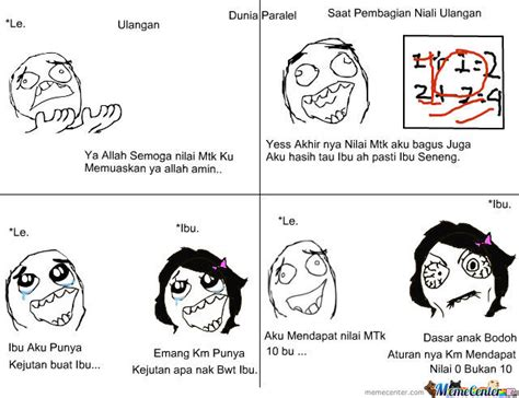 dunia paralel by annisa meme center