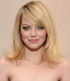 stones new haircut emma stone hairstyles textured long straight haircut with