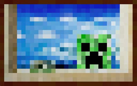 Painting Minecraft by Minecraft Creeper Wallpapers Wallpaper Cave