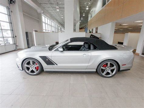 roush mustang convertible for sale 2014 ford mustang gt roush convertible for sale