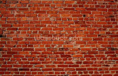 wallpaper for tall walls red brick wall wallpaper wall mural wallsauce australia