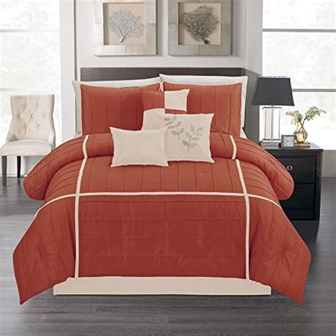 rust colored bedding rust colored comforters and bedding sets